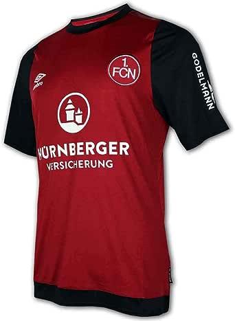 Umbro FC Nurnberg Home SS Jersey Jnr Official Licensed Product