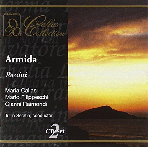 Rossini : Armida. Callas, Filippeschi, Raimondi, Serafin.