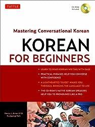 Korean for Beginners: Mastering Conversational Korean (CD-ROM Included) by Henry J. Amen IV (2010-08-10)