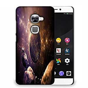Snoogg Abstract Planet Designer Protective Phone Back Case Cover For Samsung Galaxy J1