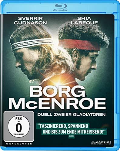 Borg/McEnroe - Duell zweier Gladiatoren [Blu-ray] -