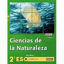 Ciencias de la Naturaleza 2º ESO Adarve Ámbar Trimestral (Castilla y León): Libro del Alumno