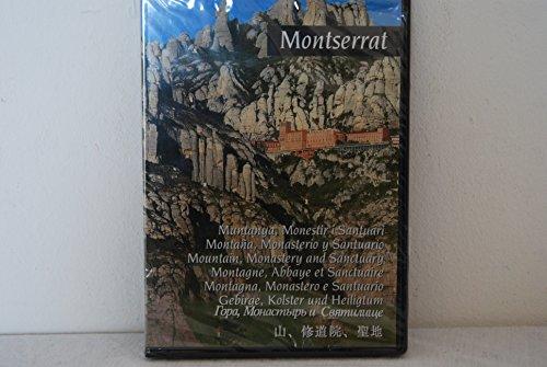 Montserrat Gebirge Kloster und Heiligtum Dokumentation