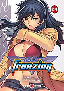 Freezing Edition simple Tome 24