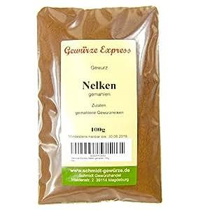 Chiodi di garofano in polvere GR 100