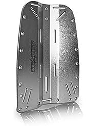 divesystem g4505, plaque plongée, acier, Standard technique