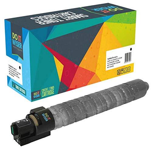 Do it wiser Kompatibel Toner Ricoh Aficio MP C2050 C2051 C2551 C2030 C2530 C2550 841504 (Schwarz) (Ricoh C2551 Aficio Mp)