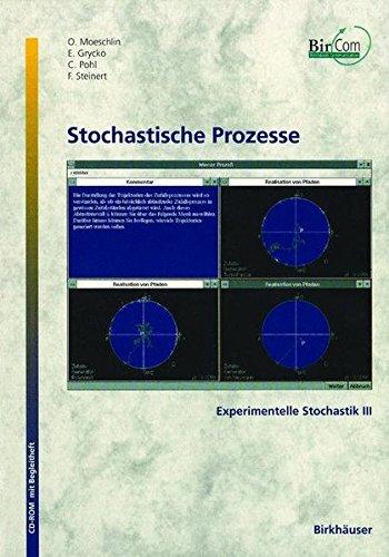 Statistik und Experimentelle Stochastik: CD-ROM (12 cm), Stochastische Prozesse, 1 CD-ROM m. 2 Begleitheften