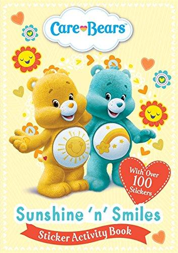 Sunshine 'N' Smiles Sticker Activity Book (Care Bears, Band (Tenderheart Bär)