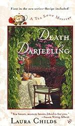 Death by Darjeeling (Tea Shop Mysteries Book 1)