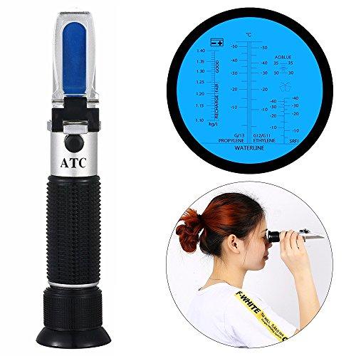 Preisvergleich Produktbild origlam in Auto AdBlue Hochreiner Harnstoff Refraktometer Akku Fluid Ethylen-Propylen Glykol ATC