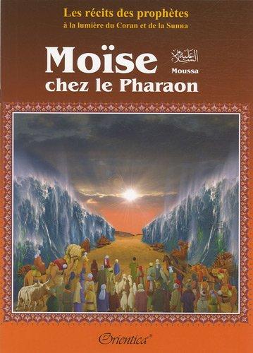 Moïse chez le Pharaon par COLLECTIF