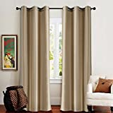 Deco Essential Curtain Vertical Stripe B...