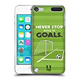 Head Case Designs Goal Football Statements Hard Back Case for iPod Touch 5th Gen / 6th Gen