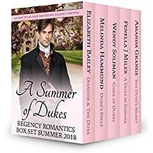 A Summer of Dukes: Regency Romantics 2018 Box Set Two (English Edition)