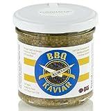 Kornmayer BBQ-Kaviar (Senf), aus schwarzen Senfkörnern, 160ml.