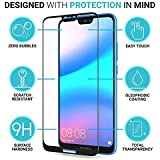 BOXWISH Tempered Glass for Huawei P20 Lite