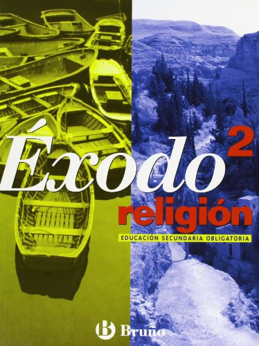 Religión Éxodo 2 ESO - 9788421636022
