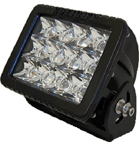 GOLIGHT GXL LED SPOTLIGHT FIXED MOUNT BLACK Black Fixed Mount
