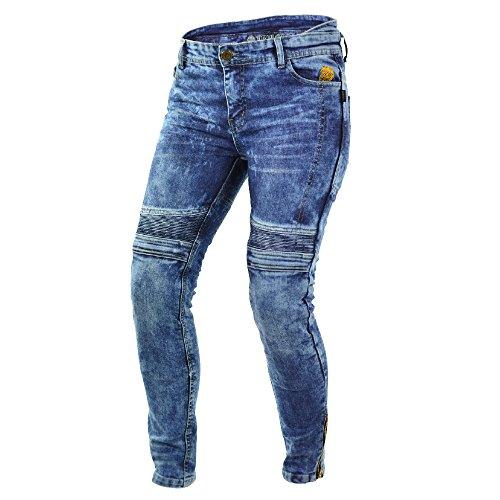 tril obite Moto – Pantalones vaqueros micas Urban Mujer Incluye protectores  tamaño 28 32 5eaadbbf4c03