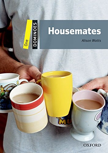 Dominoes 1. Housemates Multi-ROM Pack por Alison Watts