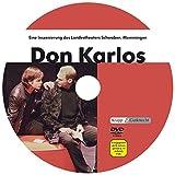 Don Karlos - Friedrich Schiller, 1 DVD
