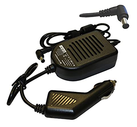 Sony Vaio VGN-C200, Sony Vaio VGN-C210, Sony Vaio VGN-C210E, Sony Vaio VGN-C210E/H, Sony Vaio VGN-C210E/P kompatibles Netzteil/Ladegerät (Gleichstrom) fürs Auto