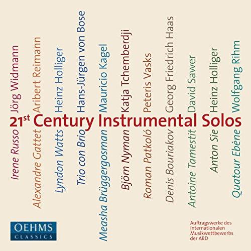 Preisvergleich Produktbild 21st Century Instrumental Solos