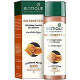 Biotique Bio Honey Gel Refreshing Foaming Face Cleanser, 120ml