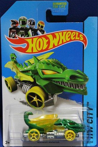 Dragon Blaster '14 Hot Wheels 69/250 (Verde) Vehículo