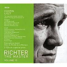 Richter The Master: Chopin & Liszt