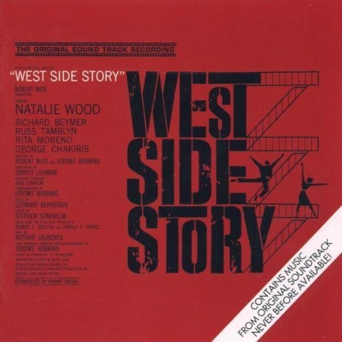 West Side Story (Sony Broadway) by Various (1995) Audio CD