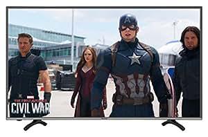 Hisense H43MEC3050 108 cm (43 Zoll) Fernseher (Ultra HD, Triple Tuner, DVB-T2 HD, Smart TV)