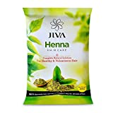 #9: Jiva Ayurveda Henna Hair Care (200 gm) Pack of 2