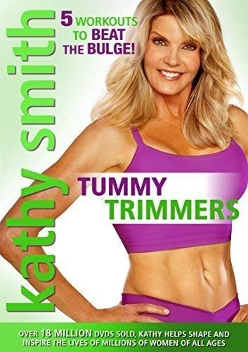 Kathy Smith: Tummy Trimmers [DVD] [UK Import] -