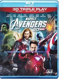 The Avengers (Blu-ray 3D + 2D + E-copy)