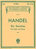 Best G. Schirmer Violins - Six Sonatas: For Violin and Piano Review