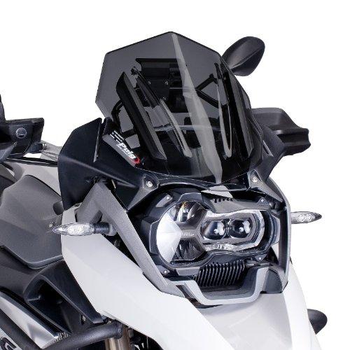 Fum/ée Baoblaze 2pcs Moto Lentille De Clignotants Avant Pour BMW K1200S K1300S