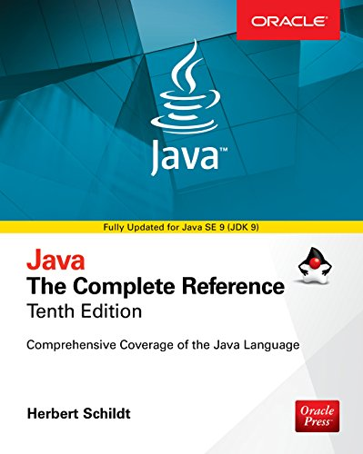 Java: The Complete Reference, Tenth Edition (Complete Reference Series) (English Edition) por Herbert Schildt