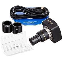 AmScope mu900-ck 9MP USB 2.0Microscopio Fotocamera digitale + Kit di calibrazione - Kit Di Calibrazione