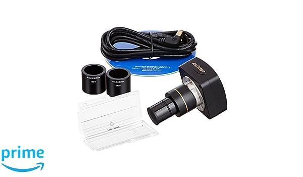 Amscope mp mikroskopkamera okularkamera okulardigital kamera