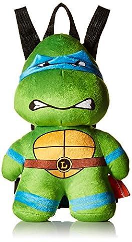 Teenage Mutant Ninja Turtles, Sac à dos enfant Garçon Multicolore Multi-Colored 35,56 cm