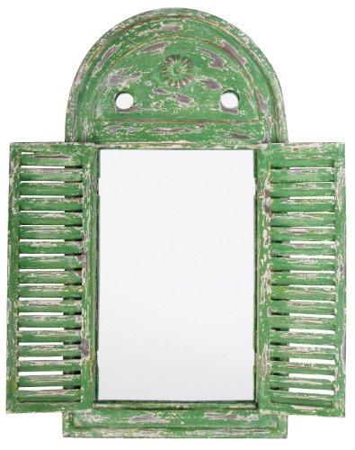 Esschert-WD13-Espejo-de-pared-con-puertas-39-x-55-cm