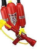 GYD XXXL Feuerwehr Wasserpistole Wassergewehr mit großen Tank