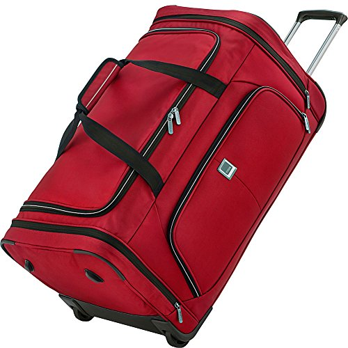 TITAN NONSTOP Trolley Travelbag, 382601-10 Reisetasche, 70 cm, 98 L, Red Red