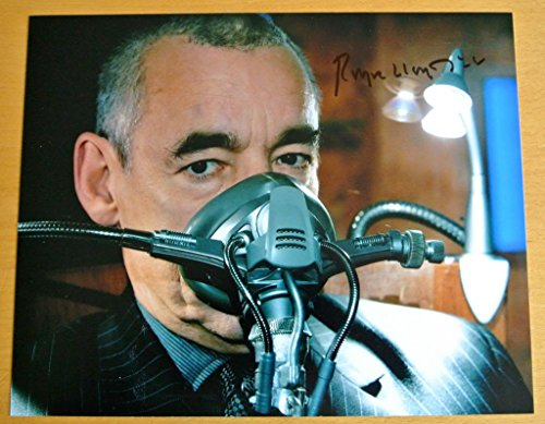 Sportagraphs ROGER LLOYD PACK GENUINE HAND SIGNED AUTOGRAPH 10X8 PHOTO DOCTOR DR WHO & COA (Doctor Who-album)