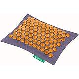 Coussin d'acupression Champ de Fleurs (Mauve - Orange)