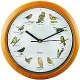 Cantando Pájaro Reloj