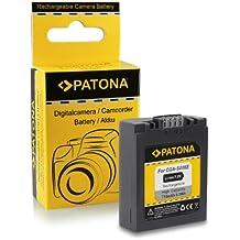 Bateria CGA-S006 para Panasonic Lumix DMC-FZ7   DMC-FZ8   DMC-FZ18   DMC-FZ28   DMC-FZ30   DMC-FZ38   DMC-FZ50