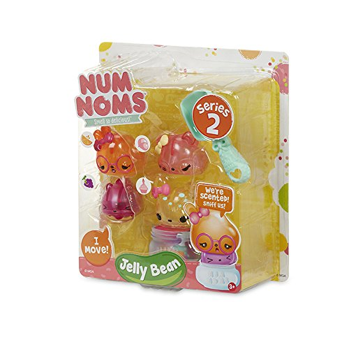 Preisvergleich Produktbild MGA Entertainment 544159E4C - Num Noms - Fun Fair Treats Pack